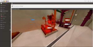 opworks 3d screen